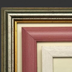 "Picture Frames - 7"" x 7"""